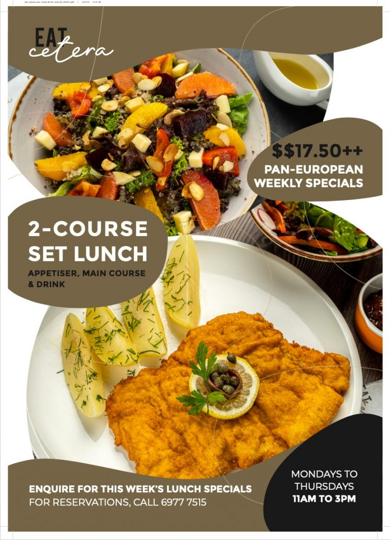 EATcetera_ Updated Set Lunch Pricing